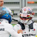 Qualifiche Silverstone: La pole è di Bottas – secondo Hamilton terzo Lecrerc