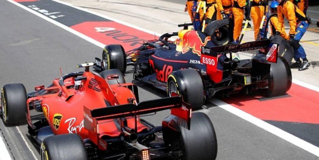 F1 GP Gran Bretagna