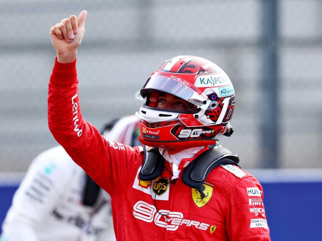 F1 GP Belgio