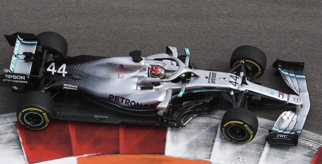 F1 GP Russia Hamilton