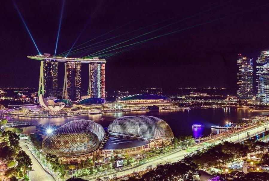 F1 GP di Singapore prove libere