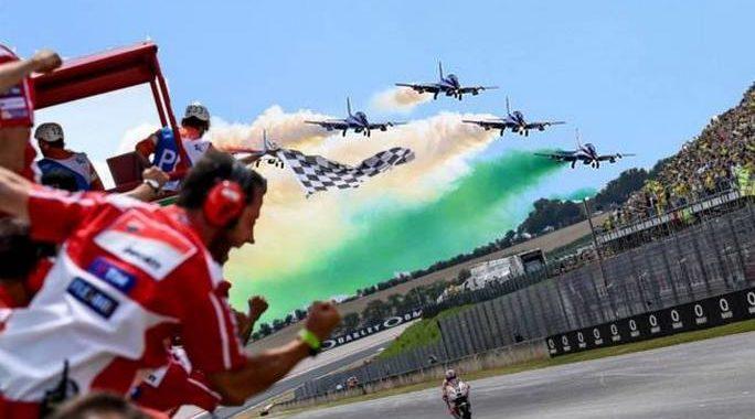 Mugello F1