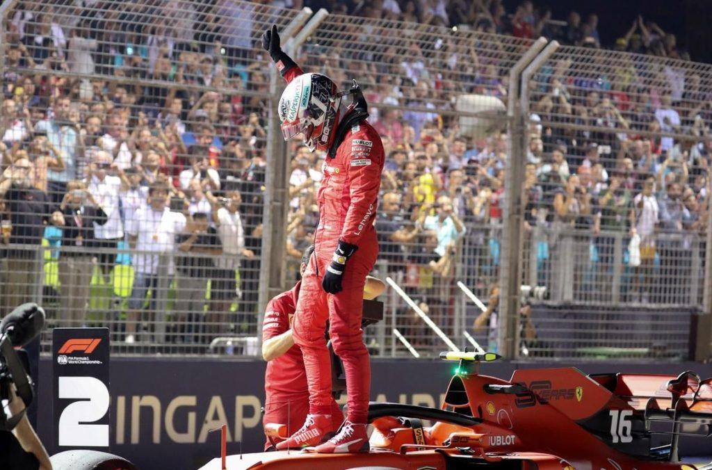 F1 qualifiche Singapore