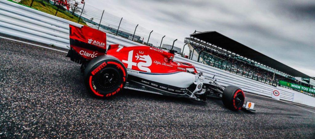 F1 GP Giappone Qualifiche