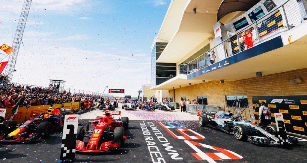 F1 GP Stati Uniti