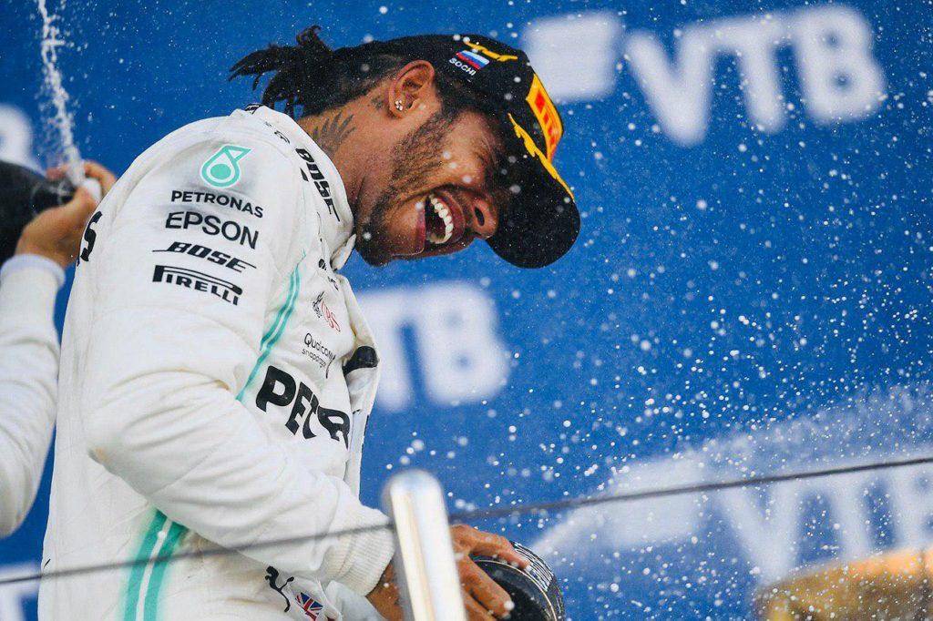 F1 Hamilton