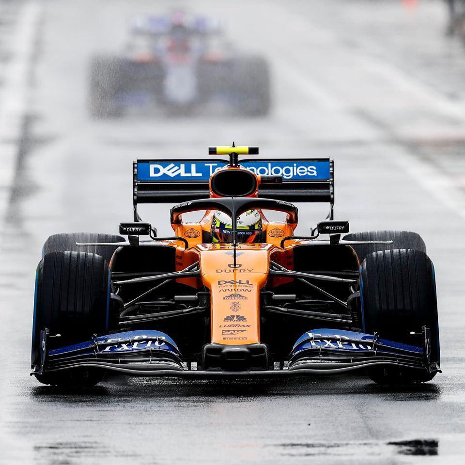 F1 prove libere Brasile