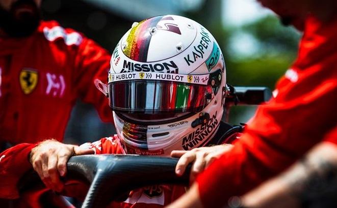 F1 Vettel