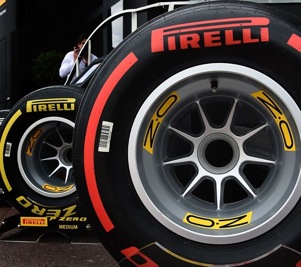F1 gomme