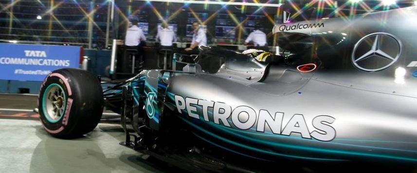 Ferrari Hamilton Wolff