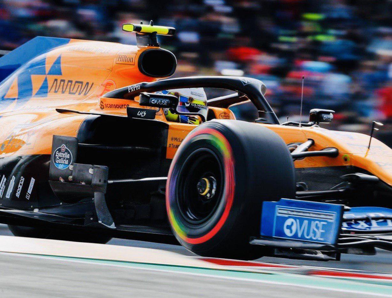 McLaren 2019