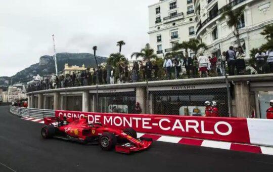 F1 GP Monaco 2021