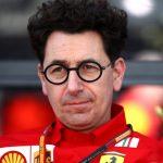 """F1   Binotto: """"Complimenti alla McLaren per la vittoria a Monza"""""""